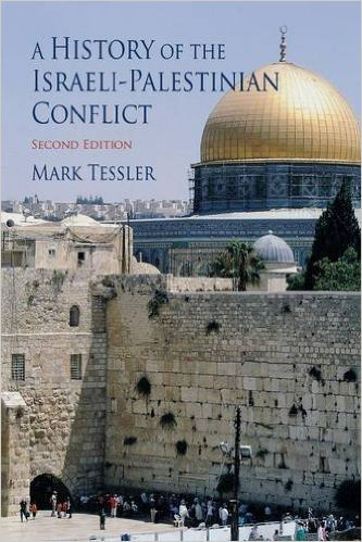 a history of the israeli-palestinian conflcit