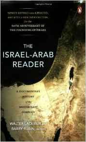 the Arab-Israeli Reader