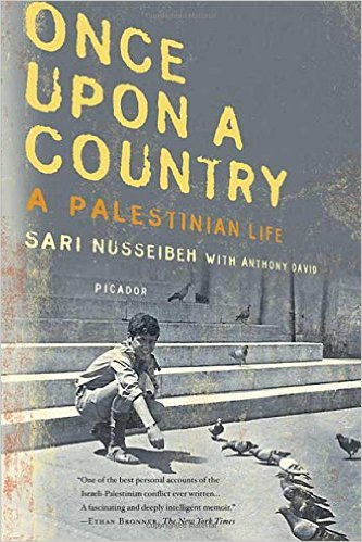 once upon a country- a palestinian life