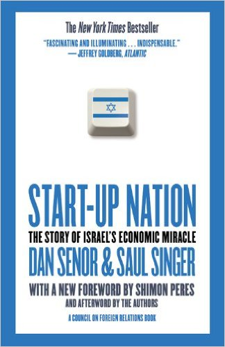 start-up nation- the stoy of Israel's economic miracle